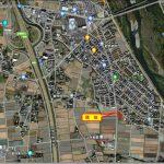 安曇野市豊科高家 農地(332.7坪)